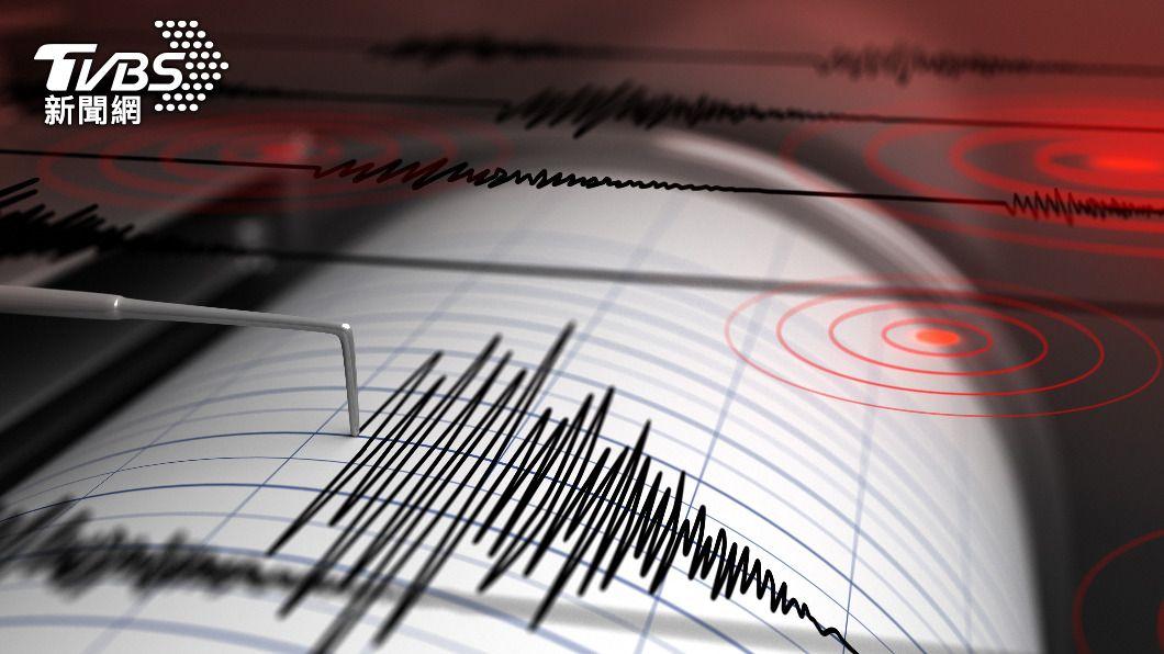 今(23)日早台灣東南部海域發生芮氏規模4.0地震。(示意圖/shutterstock達志影像) 東南部海域地震規模4.0 最大震度屏東縣3級