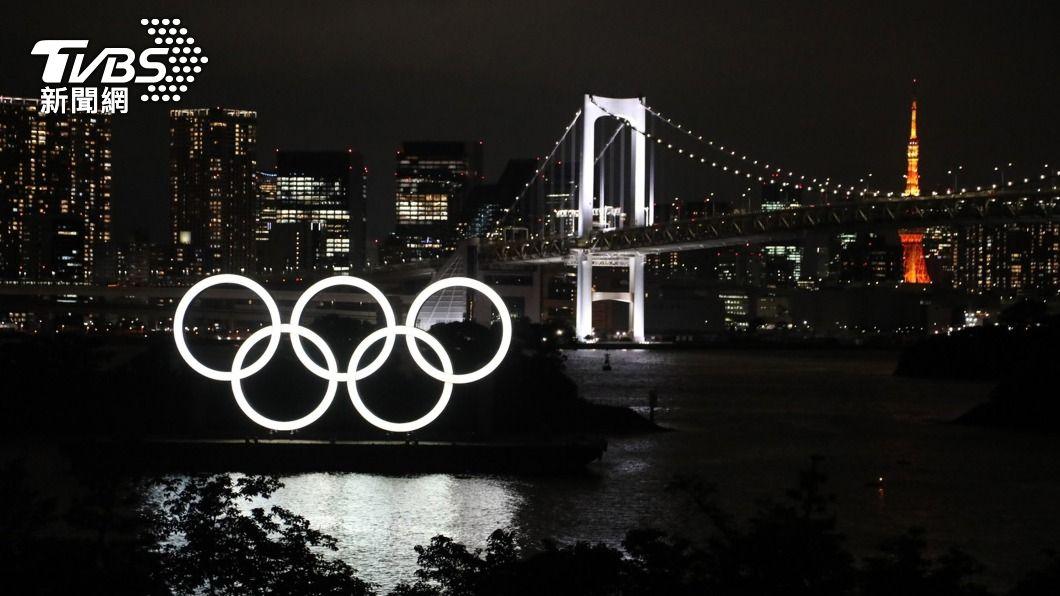 (圖/中央社) 為中華隊加油!東京奧運今天開幕 完整賽事一次看