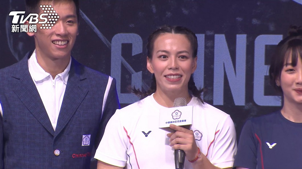 郭婞淳擁有「舉重女神」之稱。(圖/TVBS資料畫面) 狂創紀錄!世界紀錄保持人郭婞淳 鎖定金牌還有一目標