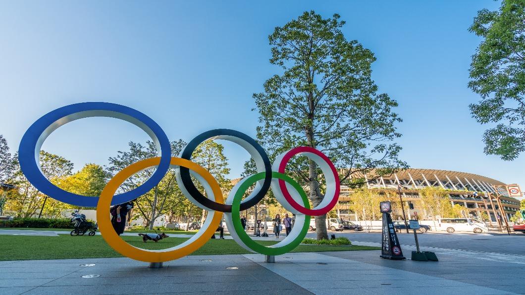 圖/翻攝自 Shutterstock 延了一年就是今晚!東京奧運正式開幕