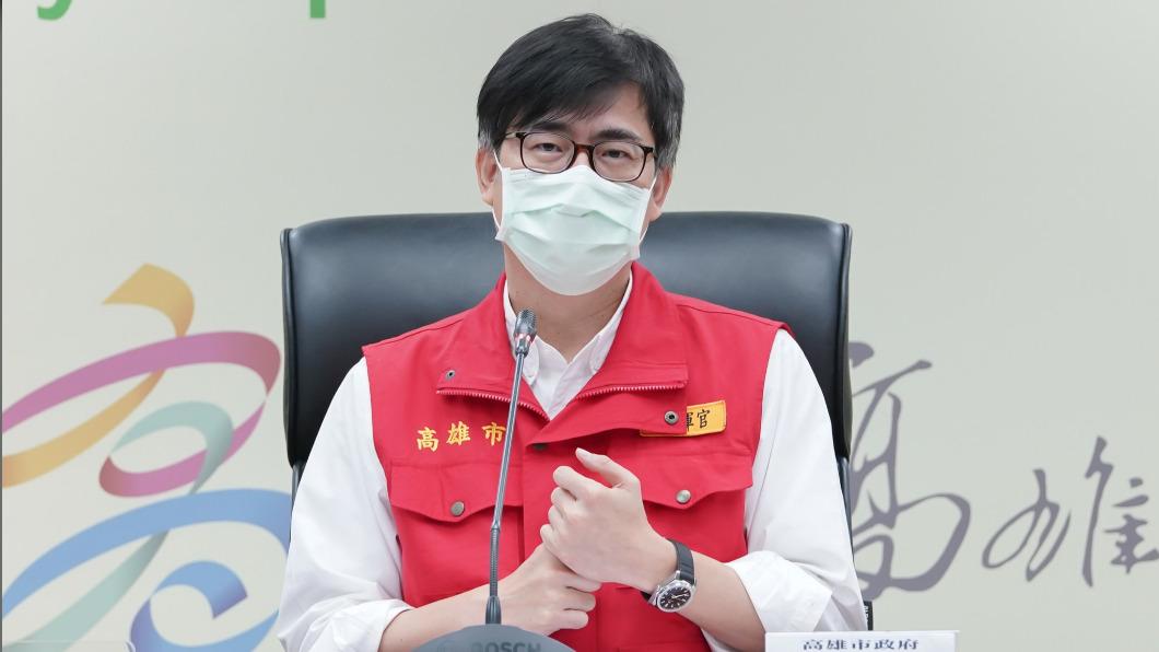高雄市長陳其邁。(圖/高雄市政府提供) 高雄、台南跟進了! 727降級餐廳內用指引出爐