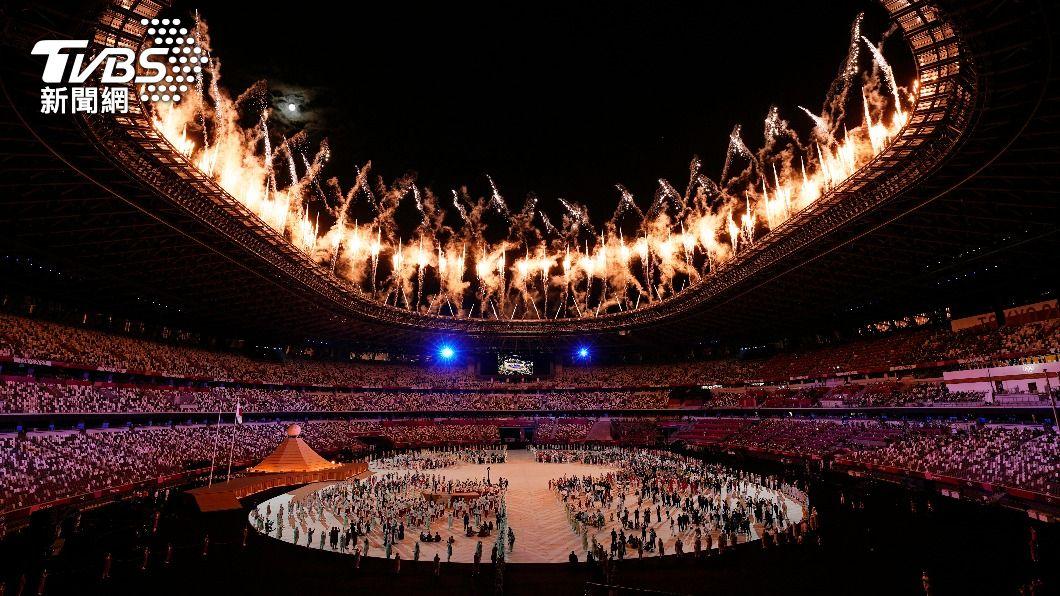 東京奧運23日晚間開幕。(圖/達志影像美聯社) 東奧成日本黑歷史? 當地人曝心聲:註定被詛咒