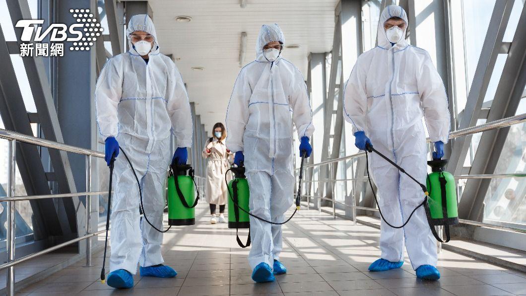 巴西新冠肺炎確診人數居高不下。(示意圖/shutterstock達志影像) 巴西增單日增1108例染疫亡 位居全球第2