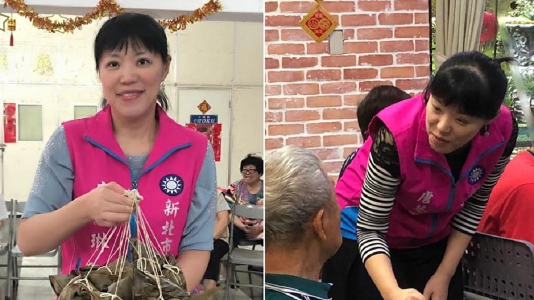 唐慧琳今凌晨身亡。(圖/翻攝自唐慧琳臉書) 喊拚病死我活!新北市議員唐慧琳「胰臟癌亡」享年49歲