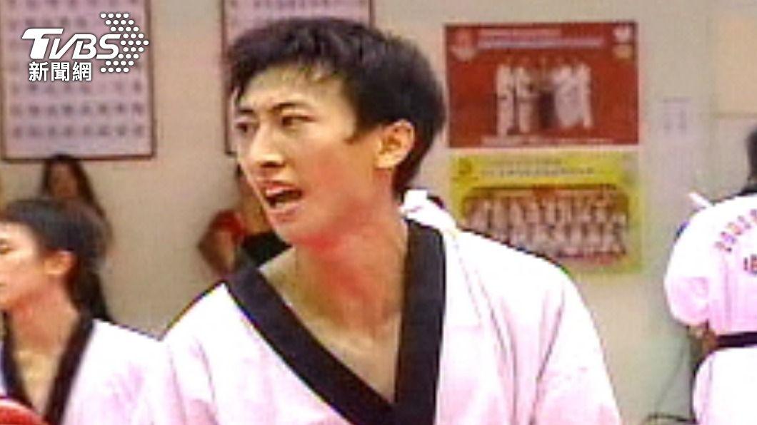 朱木炎。(圖/TVBS資料照) 朱木炎當年有多強? 網憶超狂飛踢:奧運為他改規則