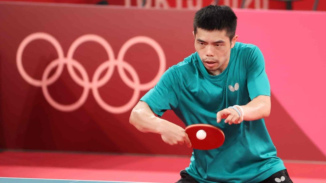 桌球教父莊智淵。(圖/體育署提供) 中華奧會「獨漏莊智淵賽程」半夜惡補 網氣炸:比完才傳