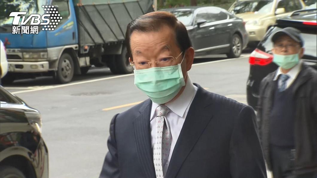圖/TVBS資料畫面 快訊/稱台核電廠廢水排入海 謝長廷獲不起訴