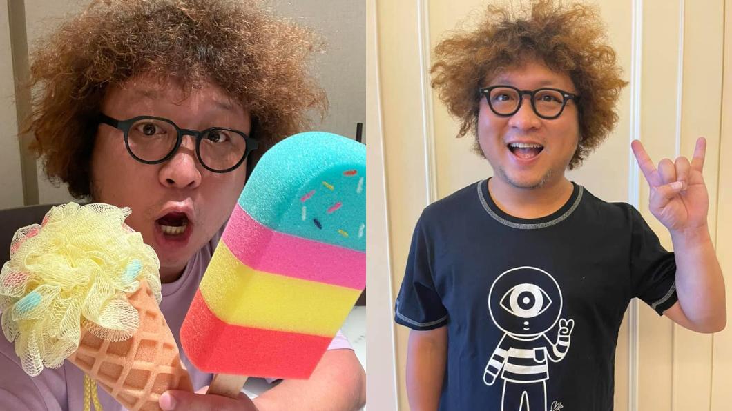 納豆談吐幽默風趣。(圖/翻攝自納豆Facebook) 納豆跑到東奧當攝影師? 釣出本人親回:被抓到了!