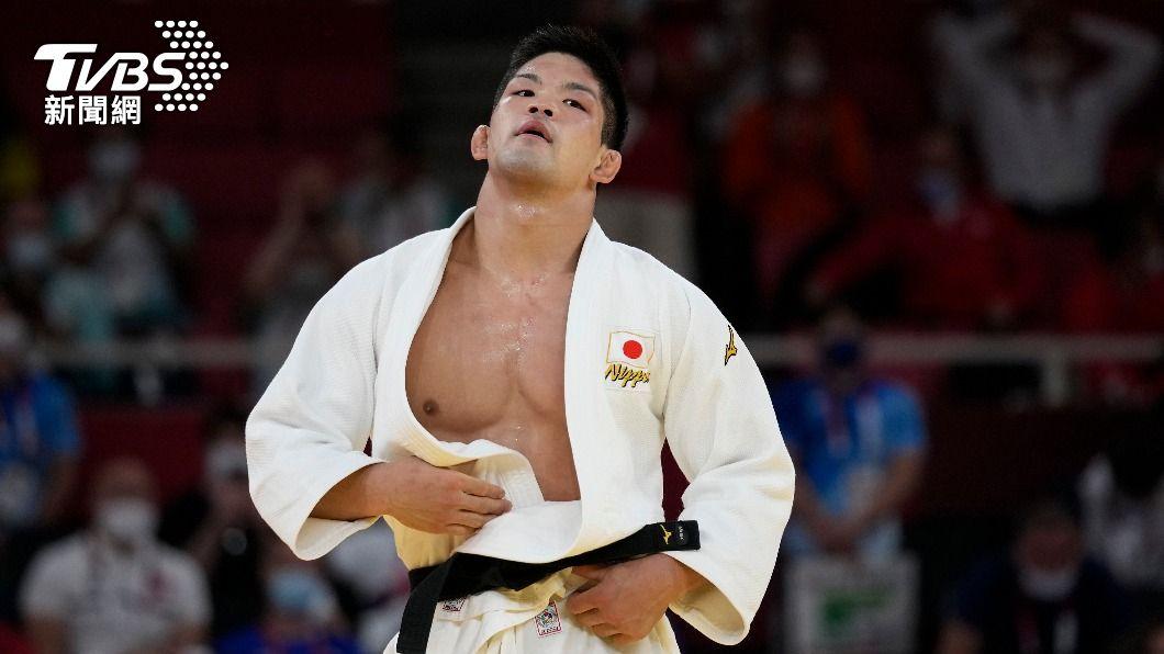 有日本「柔道魔王」之稱的大野將平。(圖/達志影像美聯社) 日本「柔道魔王」大野將平奧運二連霸 2015至今沒輸過