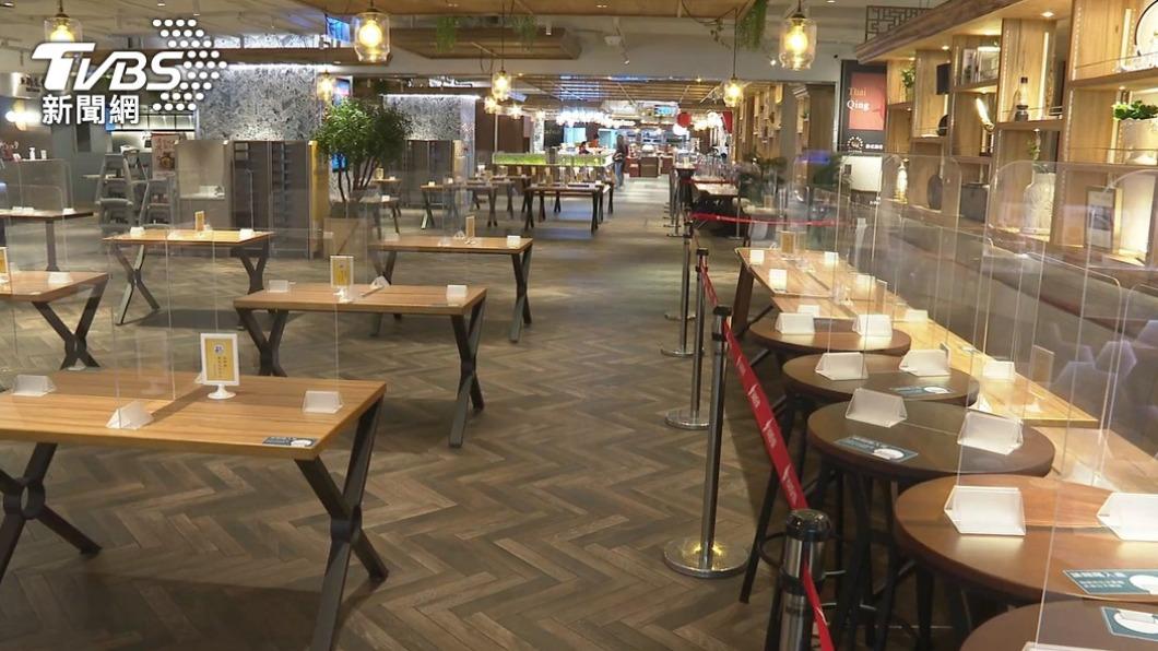 昨(29)日台北市公布餐飲開放內用標準。(示意圖/TVBS資料畫面) 下週開放餐廳內用?柯文哲曝「假日關鍵」:和新北同步