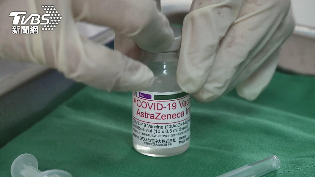 今(30)日增173件疫苗不良反應事件。(圖/TVBS) 疫苗不良反應再+173人!莫德納、AZ死亡各3例