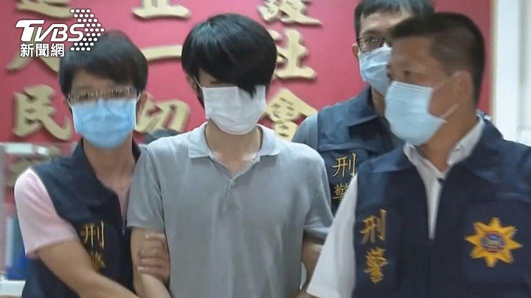 圖/TVBS資料畫面 快訊/密室囚14歲少女 保全羅男與前案併判21年9月