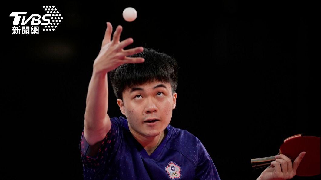 林昀儒今(28)日下午對上斯洛維尼亞的喬吉奇,以4:0的成績,順利拿到4強門票。 林昀儒「秋風掃落葉」擊敗對手! 勇奪4強門票