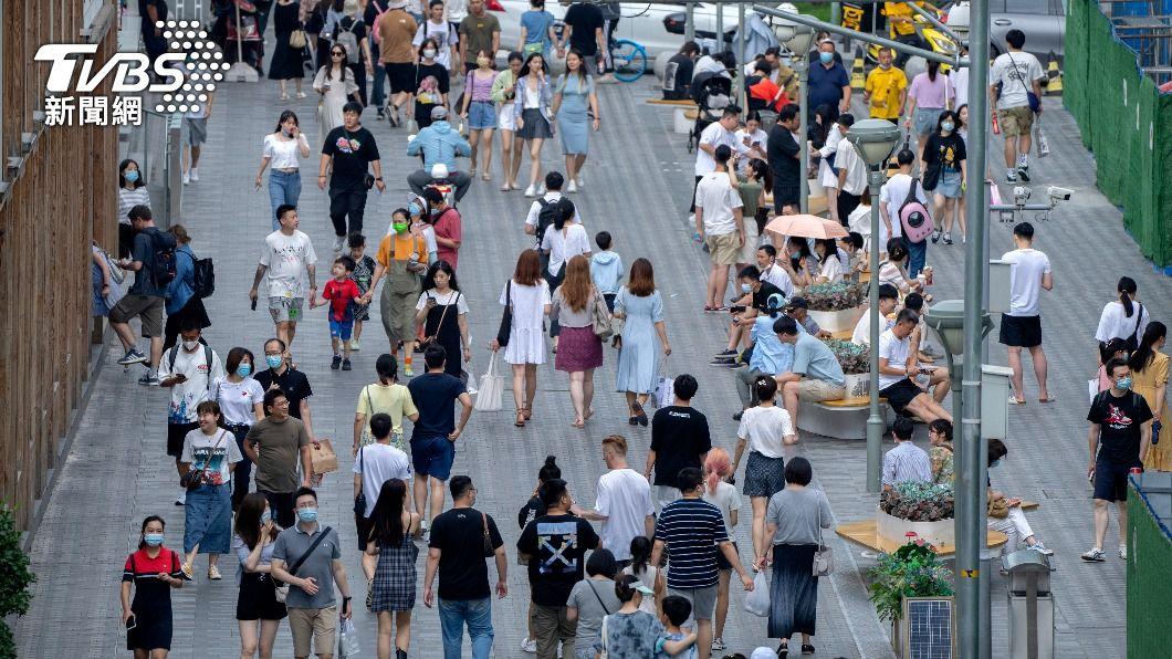 (圖/達志影像美聯社) 大陸新增49例新冠確診 北京1本土疑湖南感染