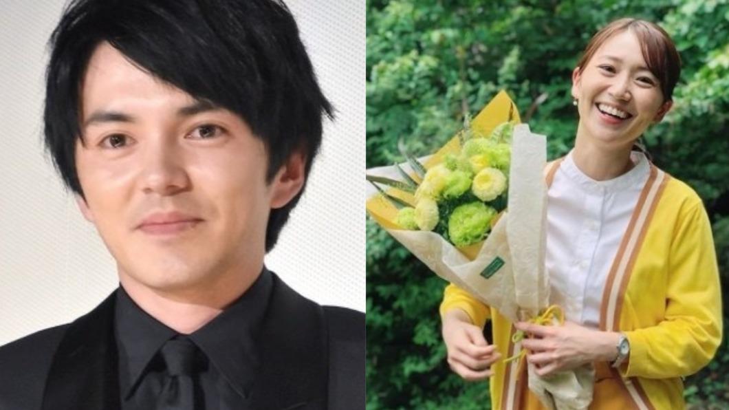日星林遣都、大島優子宣布結婚。 (圖/翻攝自推特、大島優子IG) 《大叔的愛》林遣都爆喜訊!與AKB48大島優子結婚