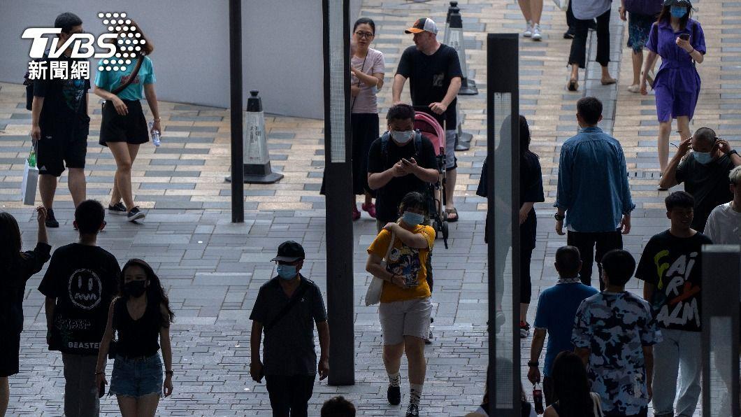 (圖/達志影像美聯社) 大陸新增64例確診 南京本土疫情延燒到北京