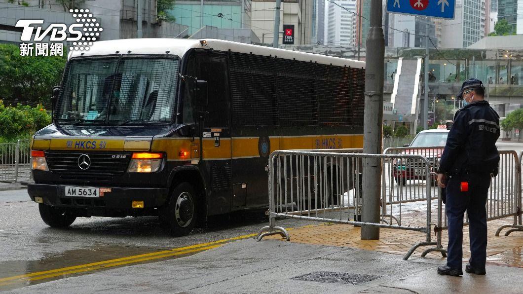 (圖/達志影像美聯社) 香港首宗國安法案判決出爐 被告唐英傑重判9年