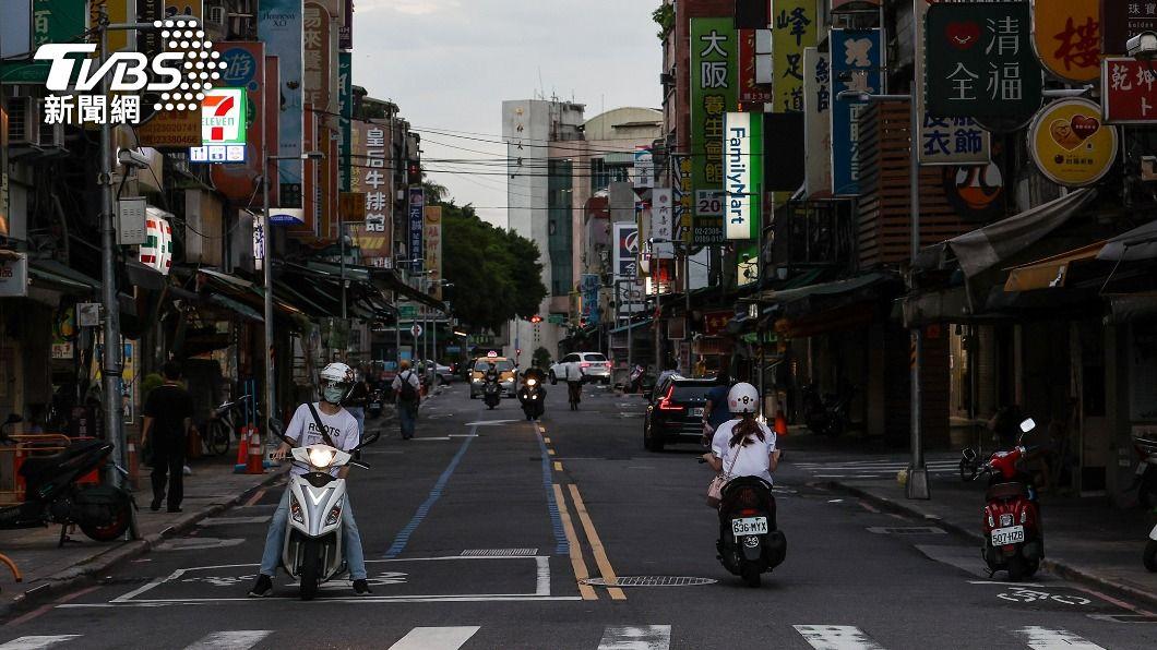 圖為萬華街景。(圖/中央社) 釐清社區感染狀況 柯文哲:萬華區將做血清檢測