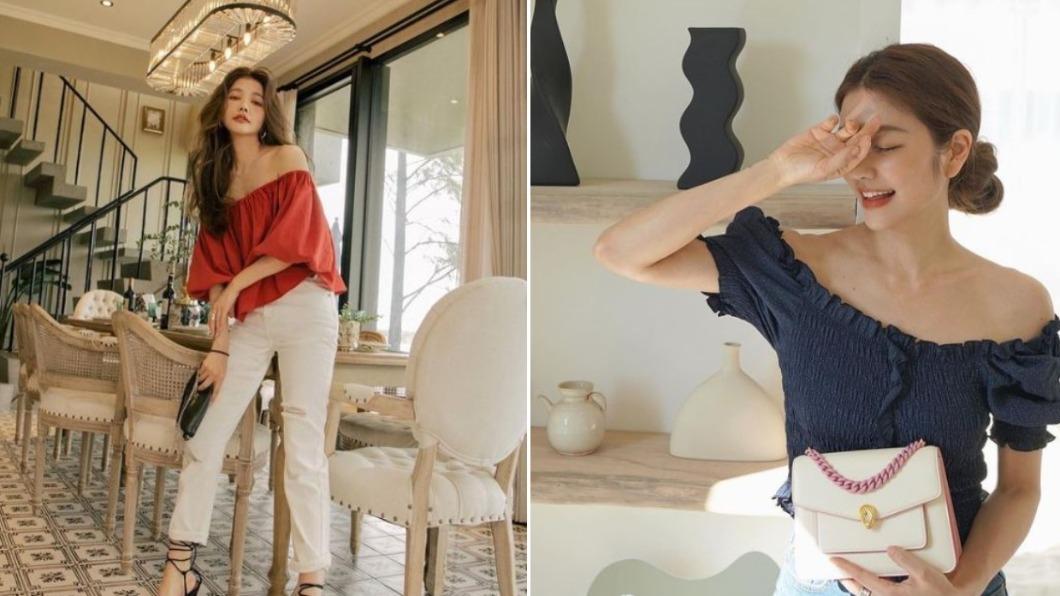 45歲的許路兒,以精緻的臉蛋、逆齡身材,被英國跟南韓媒體爭相報導。(圖/翻攝自許路兒IG) 喝了防腐劑的女人!45歲許路兒靠「3招」練出魔鬼身材
