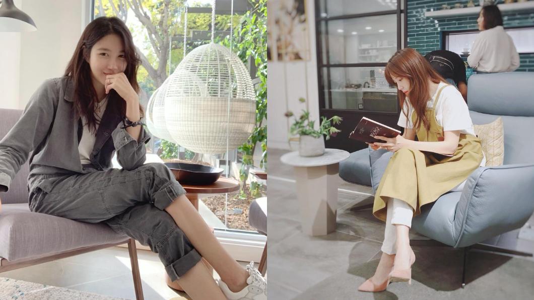 韓國女演員李智雅。(圖/翻攝自e.jiah IG) 42歲身材太逆天!《上流戰爭》李智雅授5大秘訣