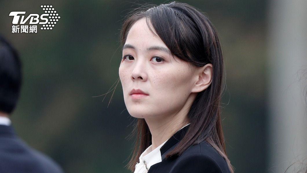 北韓領導人金正恩胞妹金與正。(圖/達志影像路透社) 不甩北韓金與正威脅 美韓持續討論聯合軍演