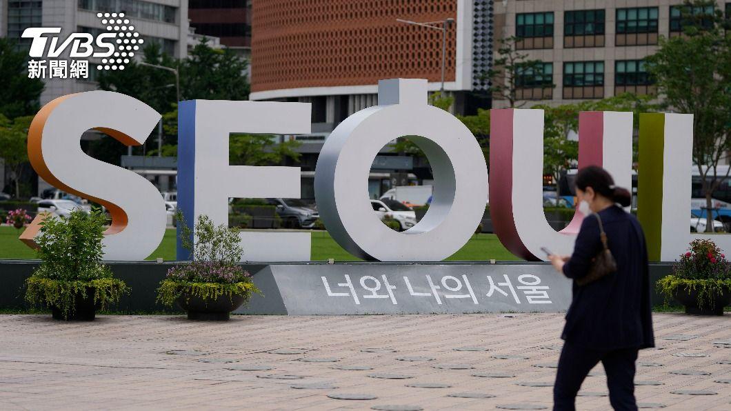 韓國首都圈疫情趨緩。(圖/達志影像美聯社) 韓國確診累計突破20萬例 首都圈疫情趨緩