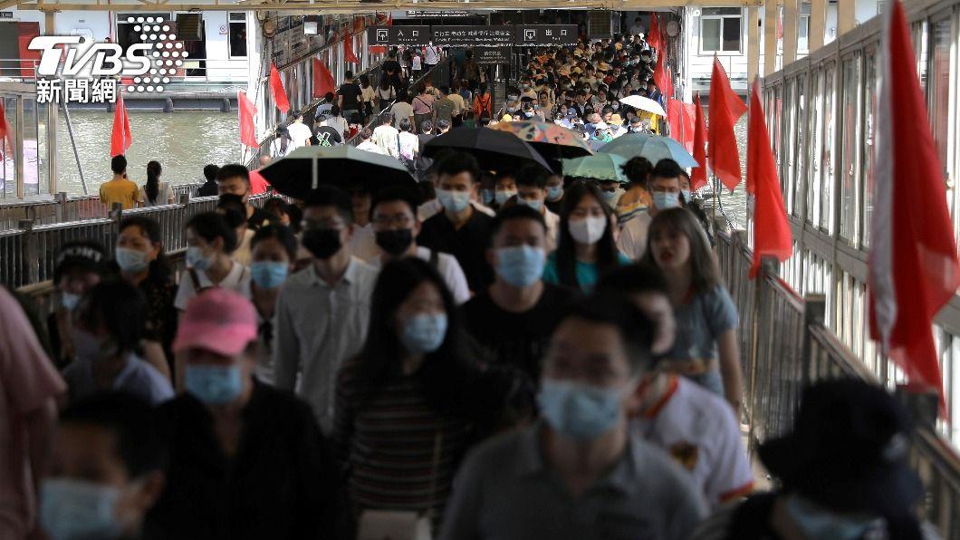 (圖/達志影像路透社) 陸武漢再現本土疫情 去年6月清零後首次