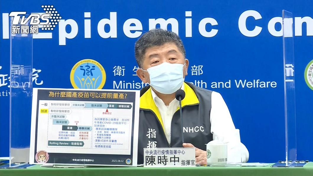 (圖/TVBS資料畫面) 抱歉了年輕人!第五輪公費莫德納開放65歲長者、第九類