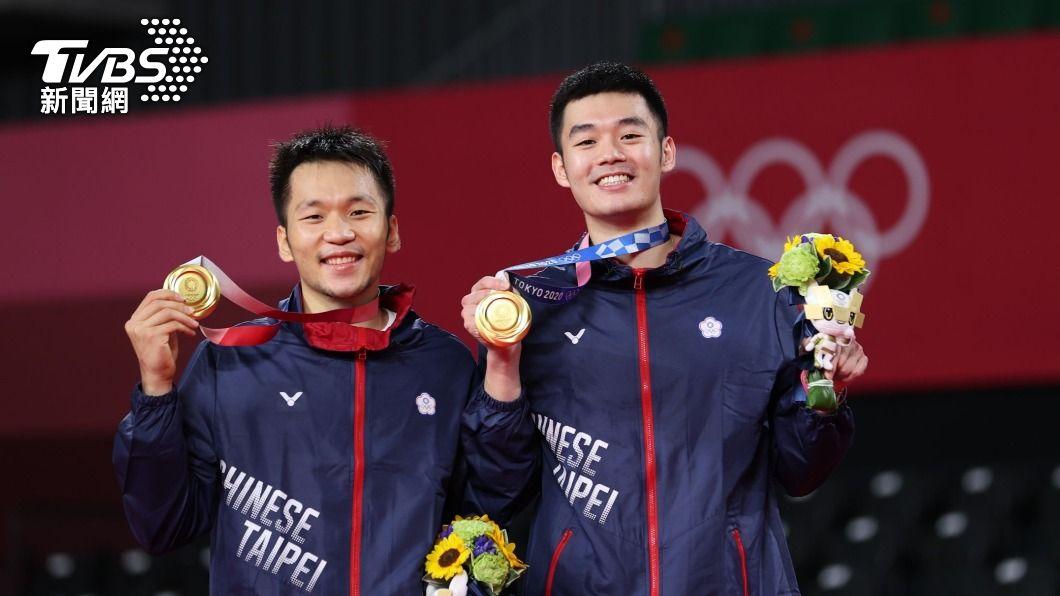 「麟洋配」勇奪奧運羽球男雙金牌。(圖/李天助攝) 小S事件只是開始!名嘴曝李洋「這6字」 傷透大陸的心