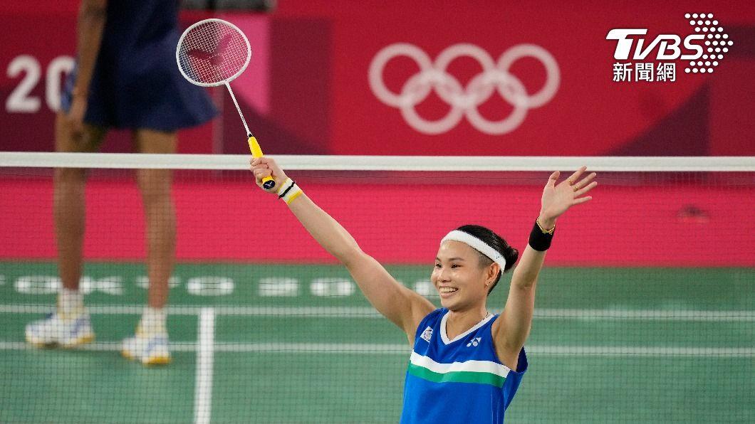 世界球后戴資穎獲得東奧羽球女單銀牌。(圖/達志影像美聯社) 「沒跟大家念高中」 戴資穎9年前發文被翻出 萬人朝聖