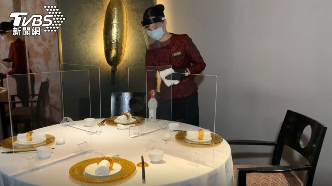 台北香格里拉遠東飯店表示香宮父親節檔期,從6日晚間到父親節當天,午餐、晚餐訂位已達8成。(圖/台北香格里拉遠東飯店提供) 雙北內用強碰父親節!香格里拉訂位飆8成、王品6成滿