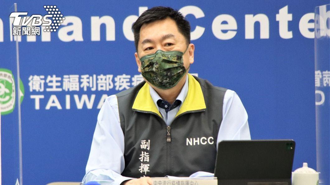 指揮中心指揮官陳宗彥曾在7月15日說過,未來3週18歲以上都有機會打到疫苗。(圖/指揮中心提供) 第五輪沒年輕人!曾說18歲以上有機會 陳宗彥:時空不同