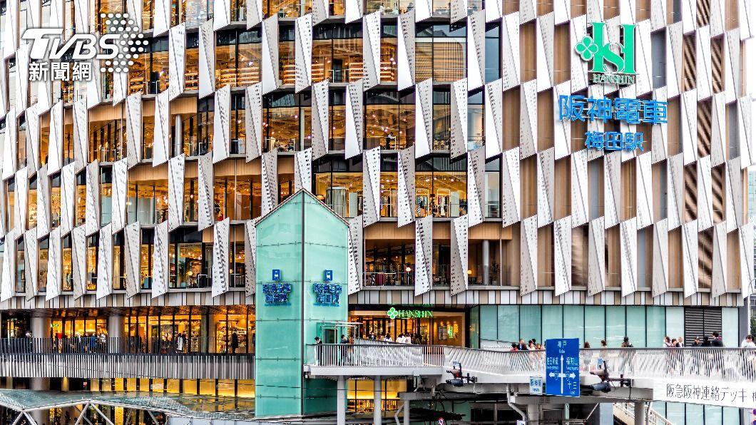 (示意圖/shutterstock 達志影像) 日本阪神百貨群聚再添13人 阪急百貨也34人確診