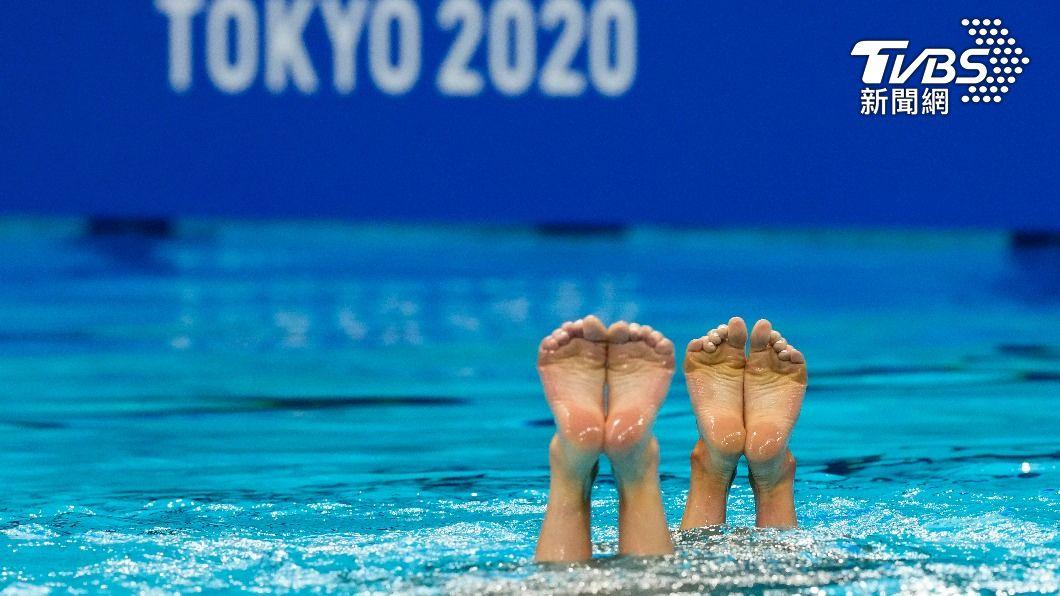 (示意圖/達志影像美聯社) 希臘東奧水上芭蕾代表團5確診 恐選手村群聚感染