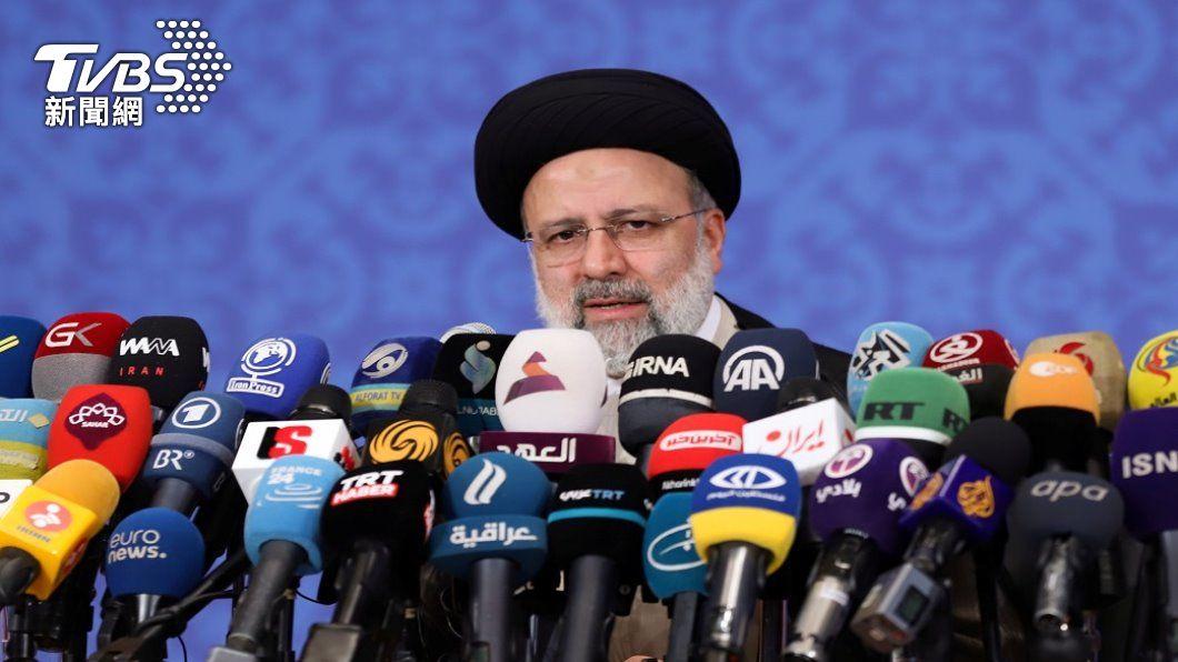 伊朗新總統萊西。(圖/路透社) 伊朗新總統萊西就任 揚言施壓美方取消制裁