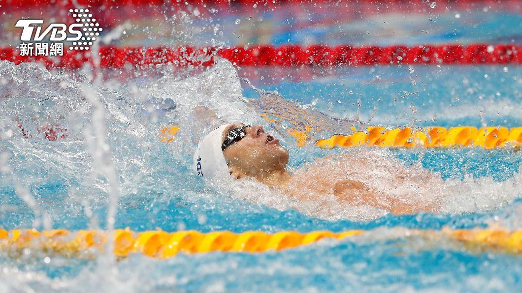 希臘泳隊爆集體染疫。(示意圖,非當事人/達志影像美聯社) 東奧首傳集體染疫!含希臘游泳隊5人確診 含4選手