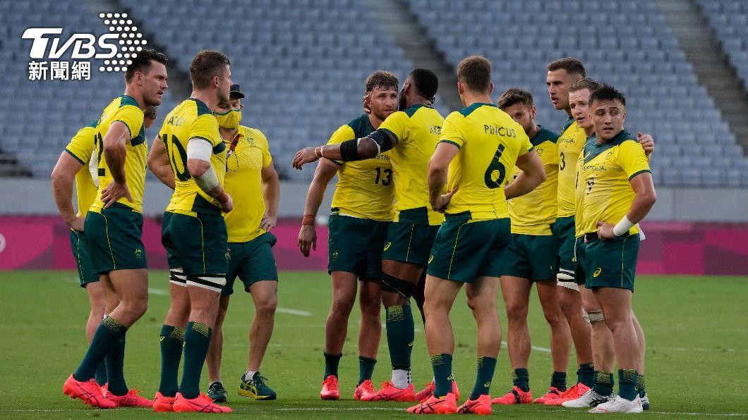 澳洲橄欖球隊離譜行徑曝光。(圖/達志影像美聯社) 扯!澳洲隊破壞選手村房間、返國班機酒醉鬧事 挨批丟臉