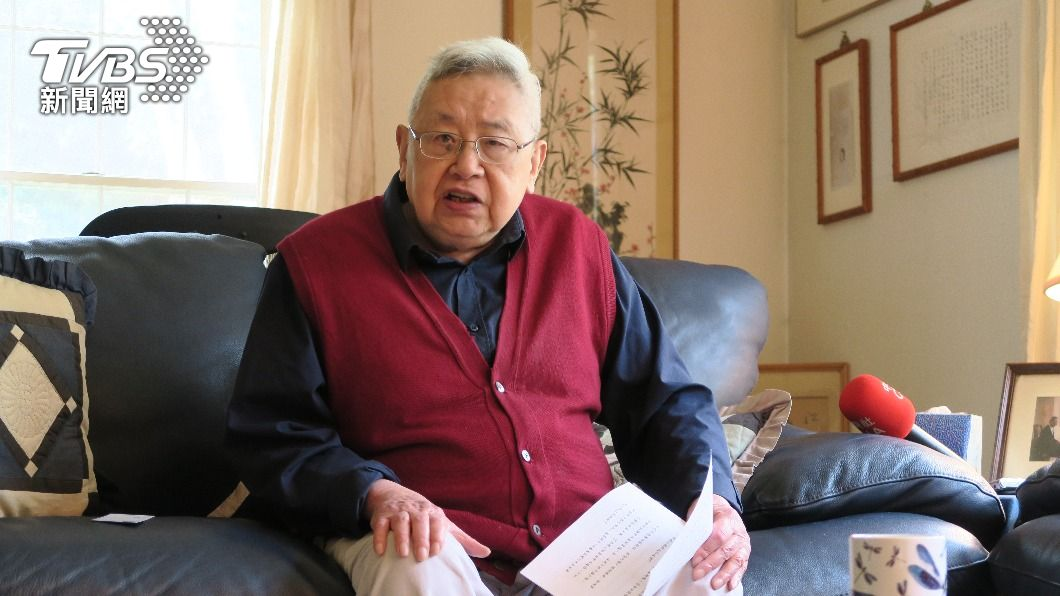 史學大師余英時。(圖/中央社資料照) 史學大師余英時睡夢中辭世 享耆壽91歲