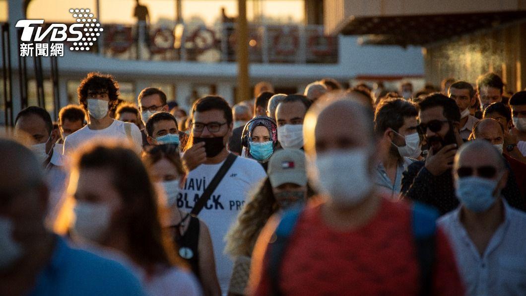 (示意圖/shutterstock 達志影像) 全球病例數破2億大關 凸顯富國窮國疫苗覆蓋率鴻溝