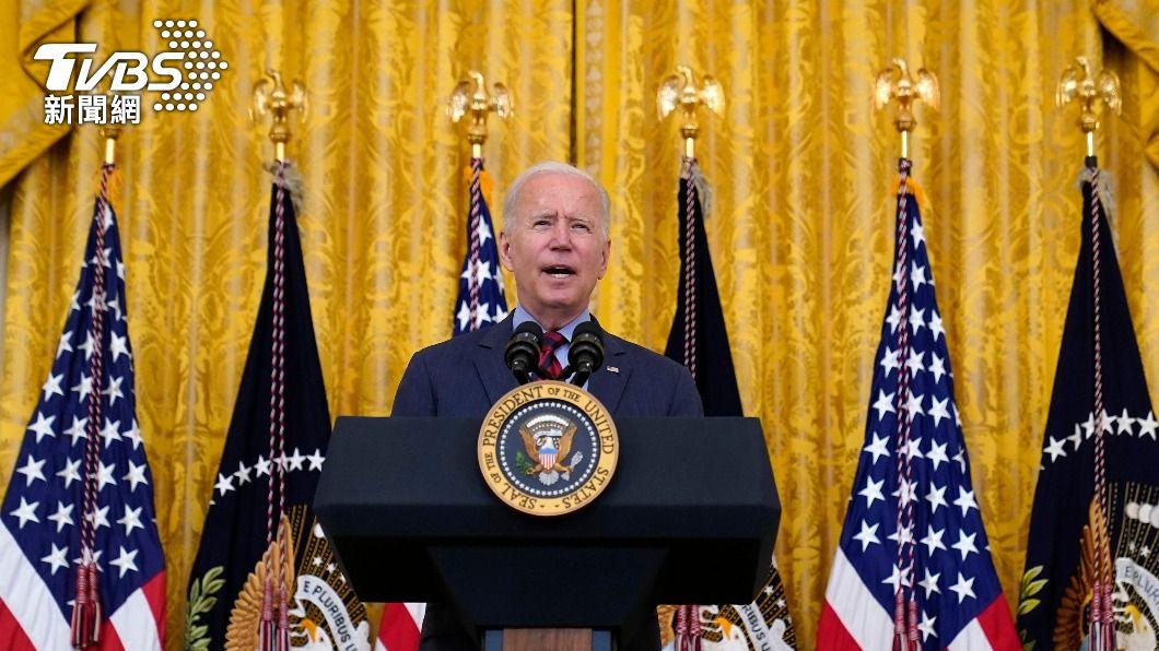 美國國務院通過拜登上任後,首次對台軍售。(圖/達志影像美聯社) 美國務院批准對台軍售 陸外交部:將採必要反制措施