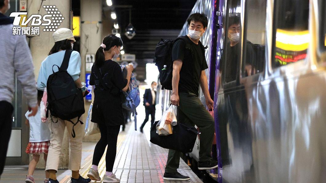 (圖/達志影像美聯社) 日本追加8縣適用重點措施 期間從8月8日到31日