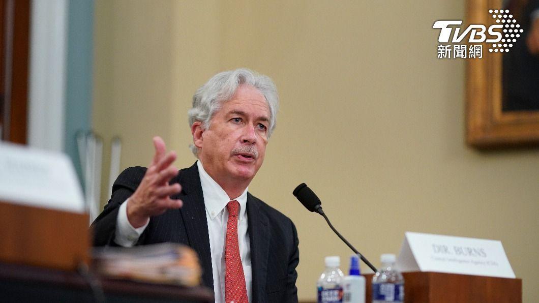 美國中央情報局(CIA)局長伯恩斯。(圖/達志影像美聯社) 美國CIA局長訪以色列 將共同討論伊朗核計畫