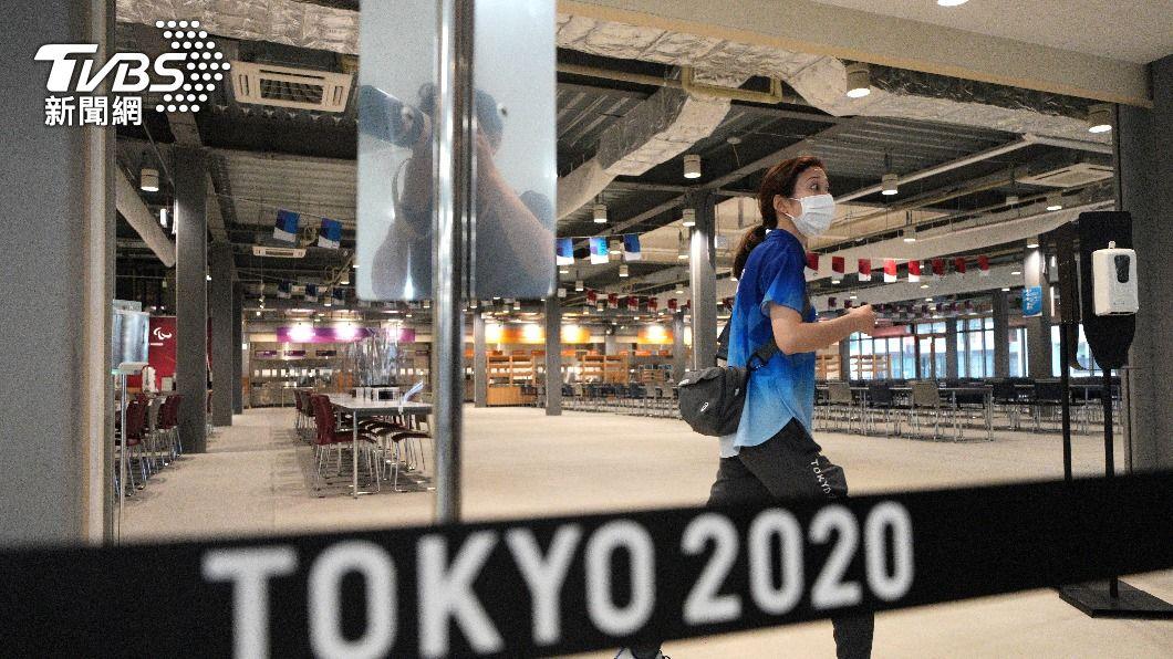 東奧選手村內爆出有女職員天天被搭訕。(示意圖,非當事人/達志影像美聯社) 選手村變求偶村?運動員精力旺盛 專找日本女職員搭訕