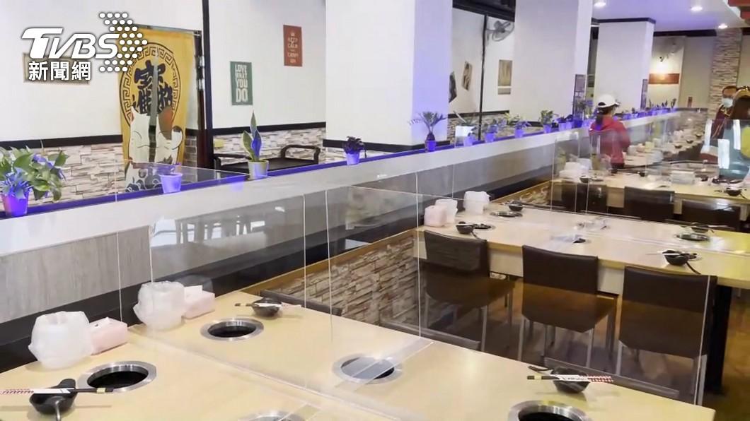 圖/TVBS 內用會怕嗎?8/18澎湖「逆時中」餐廳解禁 在地人擔心:觀光客會有狀況