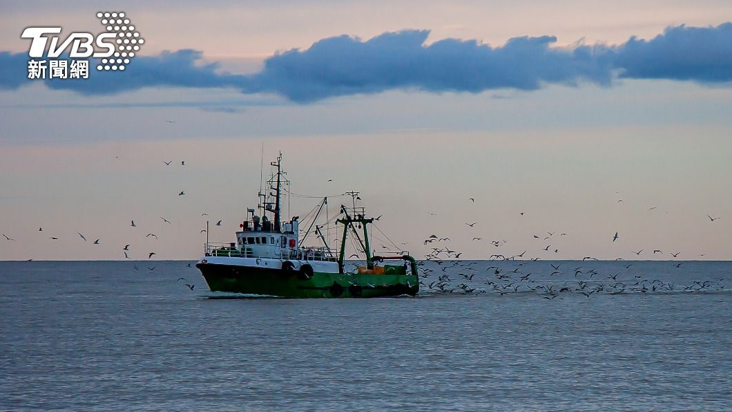 (示意圖/shutterstock 達志影像) 大陸休漁期解禁 數十艘漁船現蹤釣魚台周邊