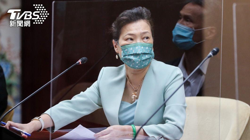 經濟部長王美花。(圖/中央社) 經濟部證實「台灣申請入CPTPP」 王美花23日說明