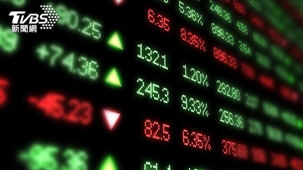 美股今天漲跌互見。(示意圖/shutterstock達志影像) 市場仍憂慮恆大危機 美股漲跌互見