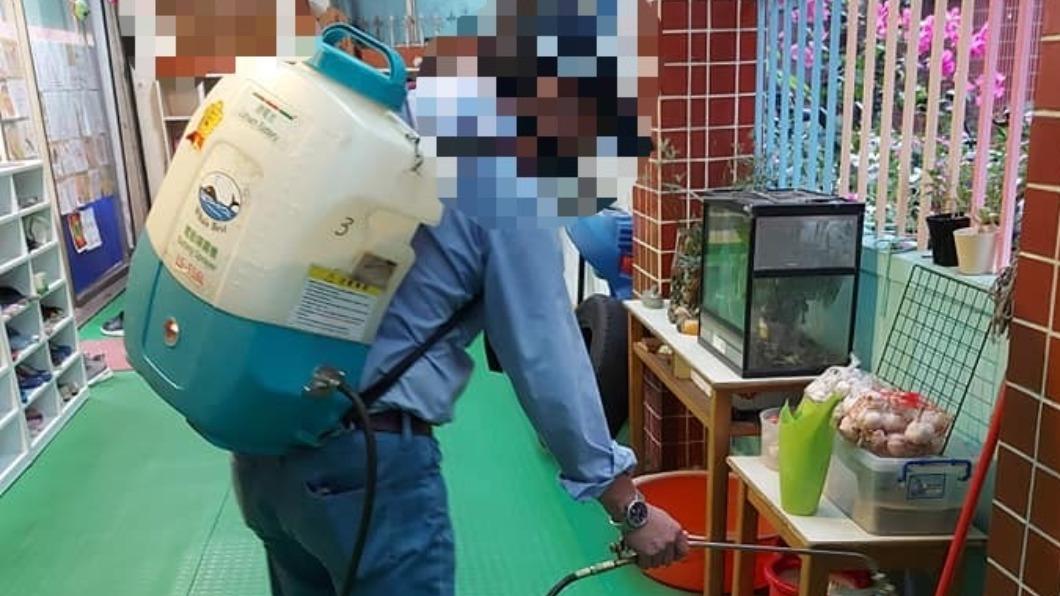 新北某幼兒園爆發群聚感染。(圖/翻攝自當事幼兒園臉書) 幼兒園10人確診!醫警告「Delta幼童化」感冒3症狀當心