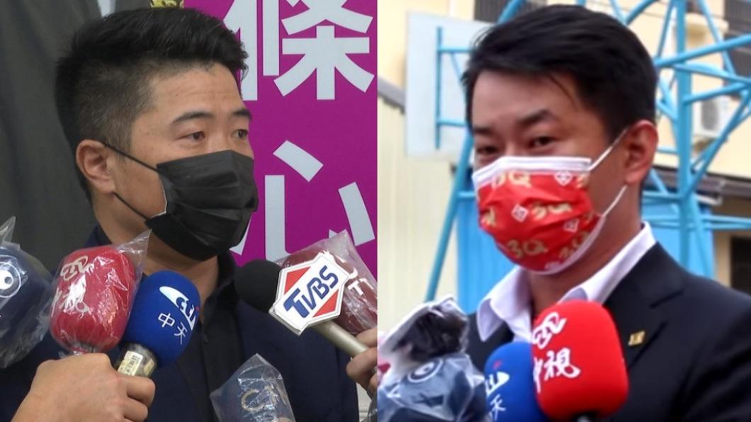 (圖/TVBS資料畫面、翻攝自陳柏惟臉書) 「刪Q」倒數37天!選委會今辦防疫演練 讓民眾安心投票