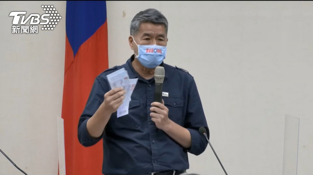 國民黨主席候選人張亞中。(圖/TVBS資料畫面) 觀點/連張亞中都怕 羅友志:國民黨真的沒救了